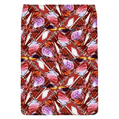 Background For Scrapbooking Or Other Shellfish Grounds Flap Covers (s)  by Nexatart