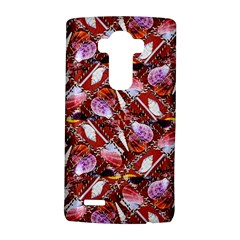 Background For Scrapbooking Or Other Shellfish Grounds LG G4 Hardshell Case by Nexatart