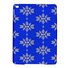 Background For Scrapbooking Or Other Snowflakes Patterns Ipad Air 2 Hardshell Cases