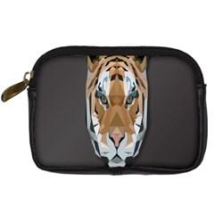 Tiger Face Animals Wild Digital Camera Cases