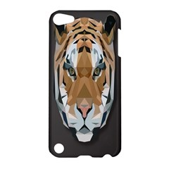 Tiger Face Animals Wild Apple Ipod Touch 5 Hardshell Case