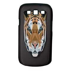 Tiger Face Animals Wild Samsung Galaxy S Iii Classic Hardshell Case (pc+silicone)