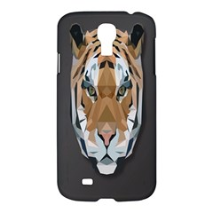 Tiger Face Animals Wild Samsung Galaxy S4 I9500/i9505 Hardshell Case
