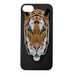 Tiger Face Animals Wild Apple Iphone 5s/ Se Hardshell Case