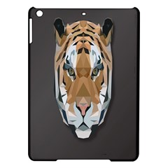 Tiger Face Animals Wild Ipad Air Hardshell Cases