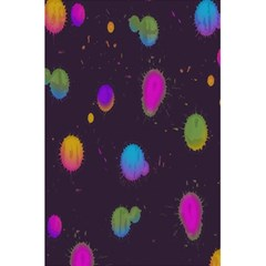 Spots Bright Rainbow Color 5 5  X 8 5  Notebooks
