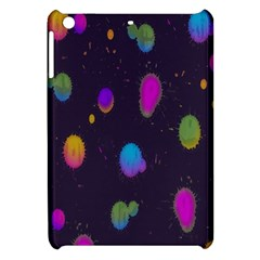 Spots Bright Rainbow Color Apple Ipad Mini Hardshell Case