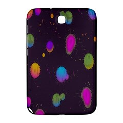 Spots Bright Rainbow Color Samsung Galaxy Note 8 0 N5100 Hardshell Case