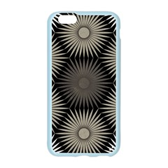 Sunflower Black White Apple Seamless iPhone 6/6S Case (Color) by Alisyart
