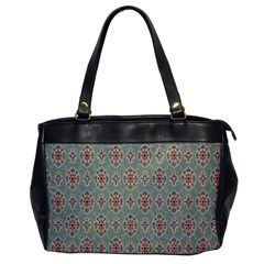 Vintage Floral Tumblr Quotes Office Handbags by Alisyart