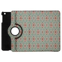 Vintage Floral Tumblr Quotes Apple Ipad Mini Flip 360 Case