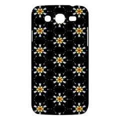 Background For Scrapbooking Or Other With Flower Patterns Samsung Galaxy Mega 5 8 I9152 Hardshell Case