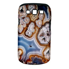 Honey Comb Agate Gold Samsung Galaxy S Iii Classic Hardshell Case (pc+silicone) by Alisyart