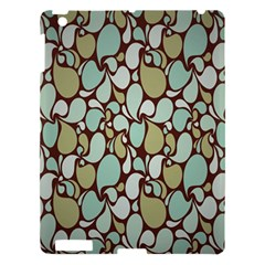 Leaf Camo Color Flower Floral Apple Ipad 3/4 Hardshell Case by Alisyart