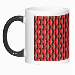Hexagon Based Geometric Morph Mugs