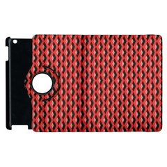 Hexagon Based Geometric Apple Ipad 2 Flip 360 Case by Alisyart