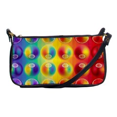 Background For Scrapbooking Or Other Shoulder Clutch Bags by Nexatart