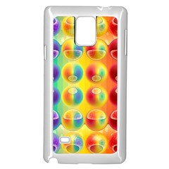Background For Scrapbooking Or Other Samsung Galaxy Note 4 Case (white)