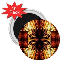 Background Pattern 2 25  Magnets (10 Pack)