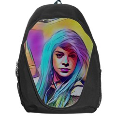 Kelly Pop Backpack Bag by MRTACPANS