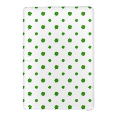 Saint Patrick Motif Pattern Samsung Galaxy Tab Pro 12 2 Hardshell Case by dflcprints