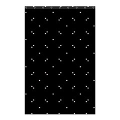 After The Party Shower Curtain 48  X 72  (small)  by CannyMittsDesigns