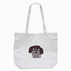 Gwp Cartoon Tote Bag (White) by TailWags
