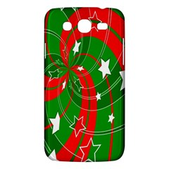 Background Abstract Christmas Samsung Galaxy Mega 5 8 I9152 Hardshell Case