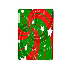 Background Abstract Christmas Ipad Mini 2 Hardshell Cases