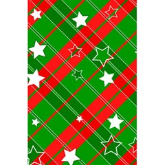 Background Abstract Christmas 5 5  X 8 5  Notebooks by Nexatart
