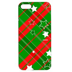 Background Abstract Christmas Apple Iphone 5 Hardshell Case With Stand