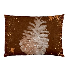 Background Christmas Tree Christmas Pillow Case by Nexatart