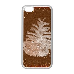 Background Christmas Tree Christmas Apple Iphone 5c Seamless Case (white)