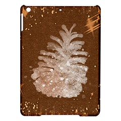 Background Christmas Tree Christmas Ipad Air Hardshell Cases by Nexatart