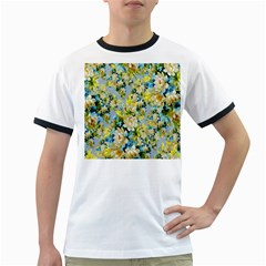 Background Backdrop Patterns Ringer T-Shirts