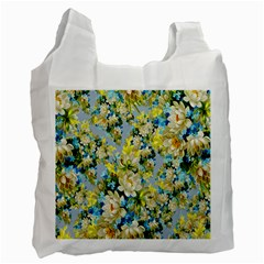 Background Backdrop Patterns Recycle Bag (two Side)