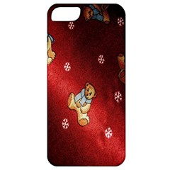 Background Fabric Apple Iphone 5 Classic Hardshell Case by Nexatart