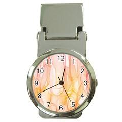 Background Modern Computer Design Money Clip Watches by Nexatart