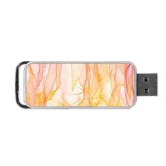 Background Modern Computer Design Portable Usb Flash (two Sides)