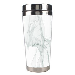 Background Modern Computer Design Stainless Steel Travel Tumblers