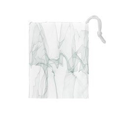 Background Modern Computer Design Drawstring Pouches (medium)  by Nexatart