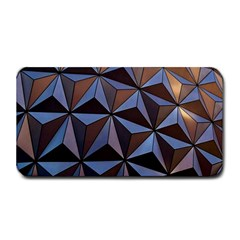 Background Geometric Shapes Medium Bar Mats by Nexatart