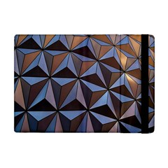 Background Geometric Shapes Apple Ipad Mini Flip Case by Nexatart