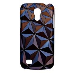 Background Geometric Shapes Galaxy S4 Mini by Nexatart