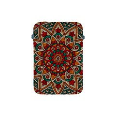 Background Metallizer Pattern Art Apple Ipad Mini Protective Soft Cases