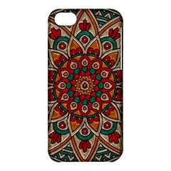Background Metallizer Pattern Art Apple Iphone 5c Hardshell Case