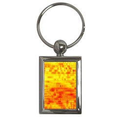 Background Image Abstract Design Key Chains (rectangle)