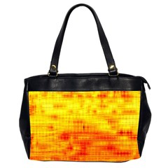 Background Image Abstract Design Office Handbags (2 Sides)