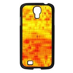 Background Image Abstract Design Samsung Galaxy S4 I9500/ I9505 Case (black)