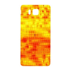 Background Image Abstract Design Samsung Galaxy Alpha Hardshell Back Case by Nexatart
